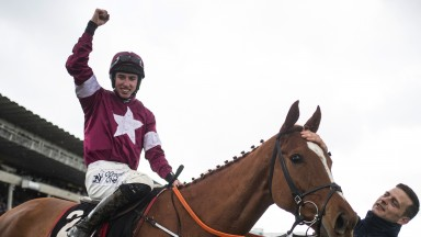 Samcro: heads to Cheltenham with outstanding claims