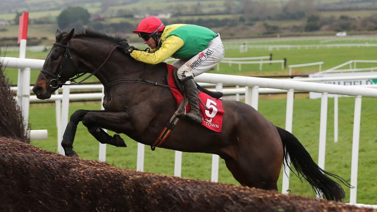 The John Durkan may have left its mark on Sizing John, but he's back in form now