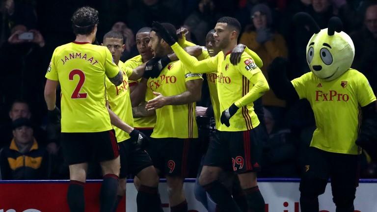 Watford thrashed Chelsea 4-1