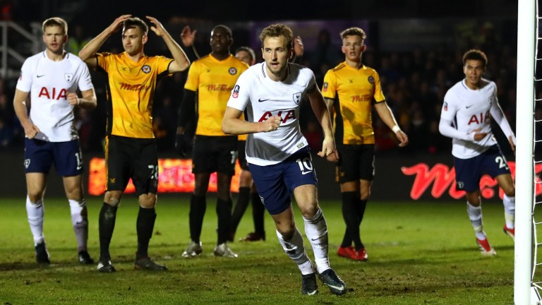 Tired Newport are worth opposing following their FA Cup clash with Tottenham