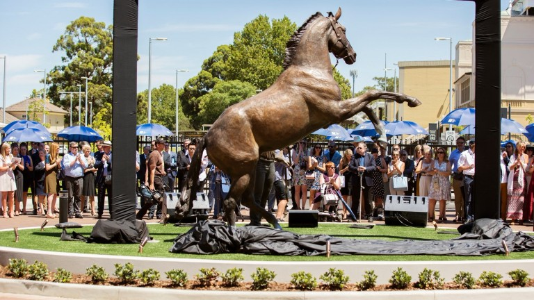 The Classic sale took place in the lavish new Inglis sales ring