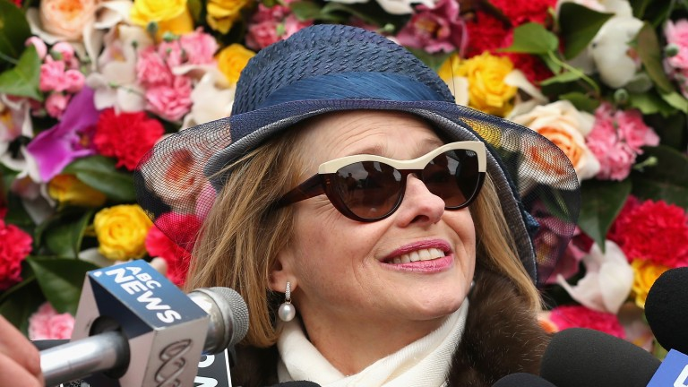 Gai Waterhouse: the trainer's runner English will miss The Everest