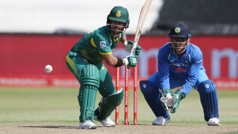 JP Duminy is an accomplished and experienced limited-overs batsman
