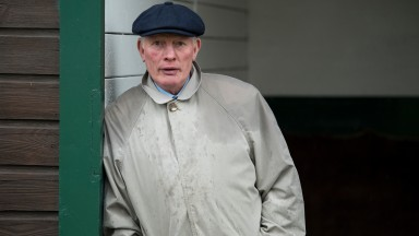 Gary Moore: seven runners declared at Plumpton on Monday