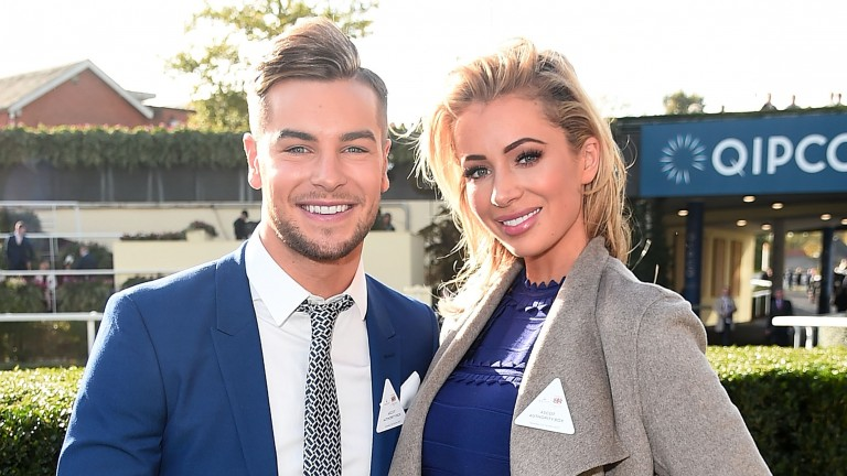 Chris Hughes and Olivia Attwood: have become Coral ambassadors