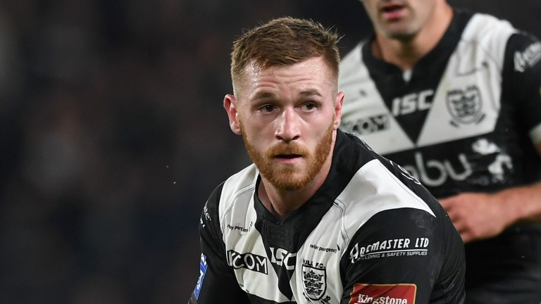 Hull ace Marc Sneyd will hope to stage another masterclass