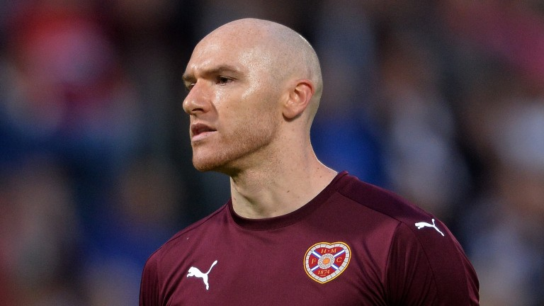 Former Hearts man Connor Sammon has netted five goals in six games for Partick