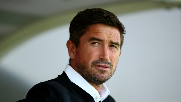 Crawley coach Harry Kewell