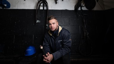 Chris Hughes is aiming to take part in the Ride of their Lives charity race at York on June 16