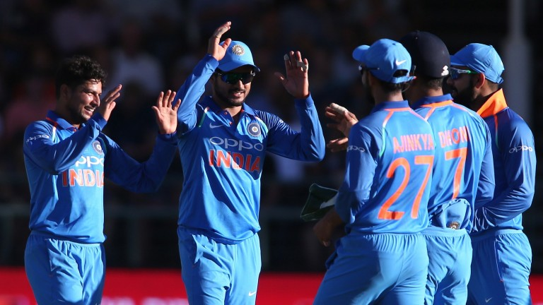 India's spinners have had a stranglehold over the South African batsmen in the ODI series