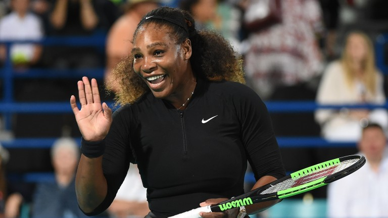 New mother Serena Williams could enjoy herself playing Fed Cup this year