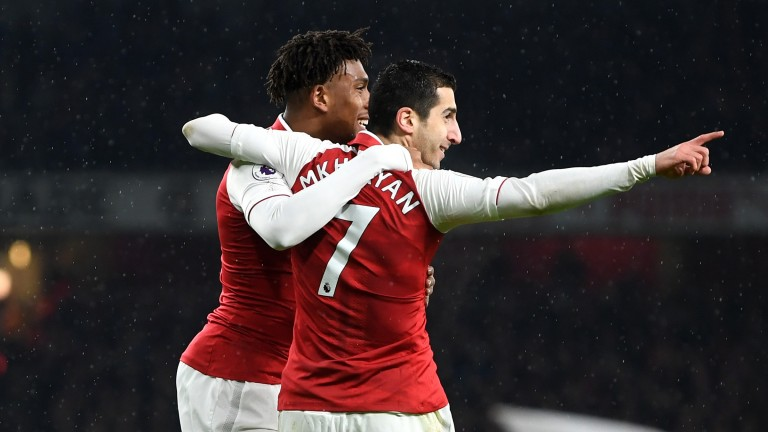 Henrikh Mkhitaryan could be pivotal to Arsenal's chances in Europe