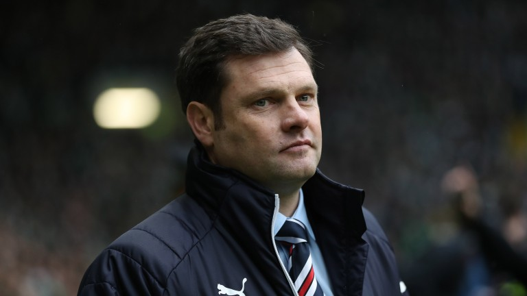 Rangers manager Graeme Murty is expected to name a strong team against Ayr