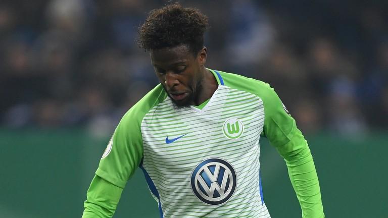 Wolfsburg forward Divock Origi