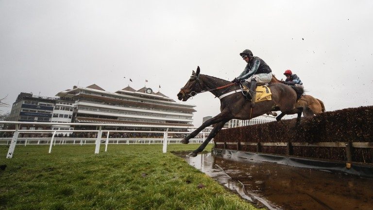 Altior: suffered a late setback on Monday