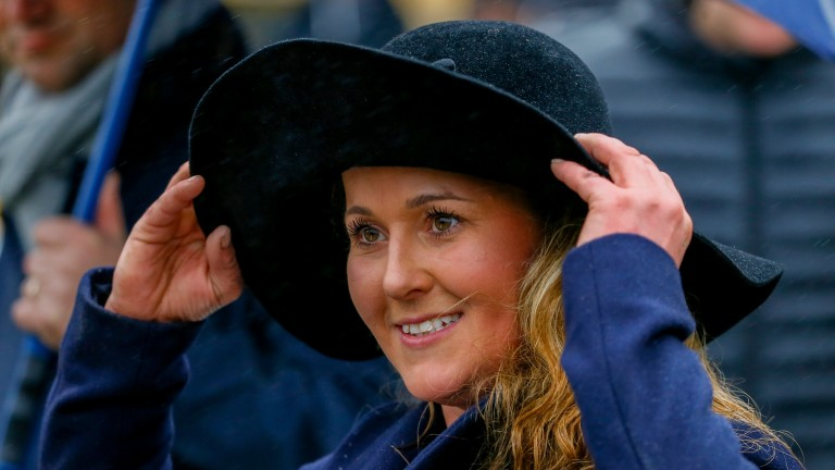 Amy Murphy: runs Enola at Southwell on Sunday