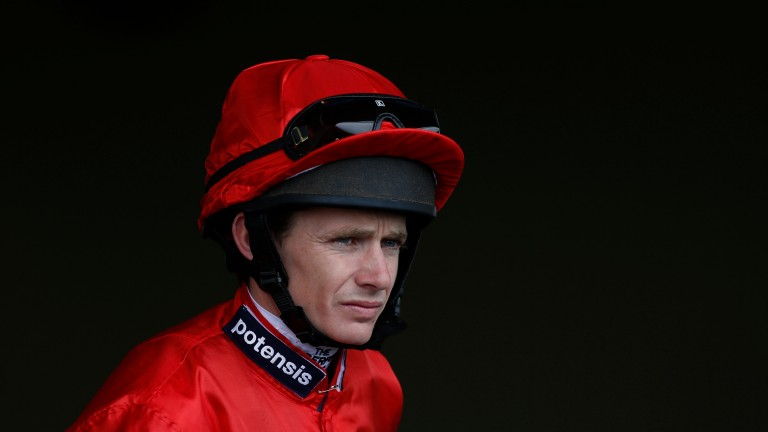 Kieran O'Neill: looking to extend his unbeaten run for John Gosden
