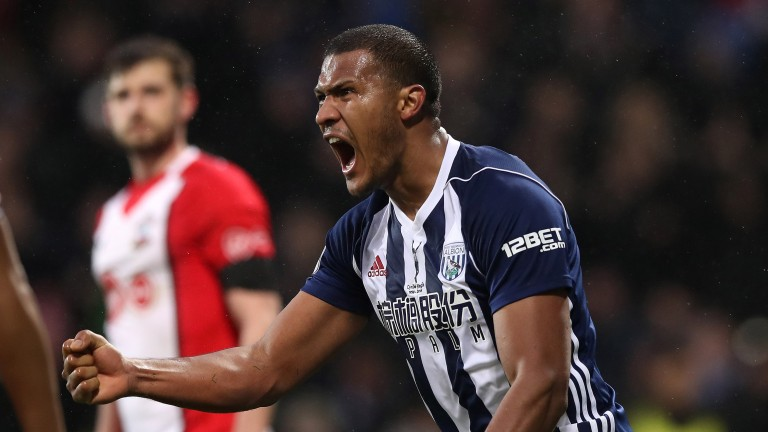 Salomon Rondon will hope to expose any frailties that remain in Chelsea's defence