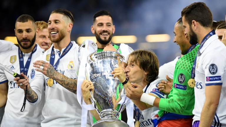 Real Madrid's European success is no surprise given their big budget