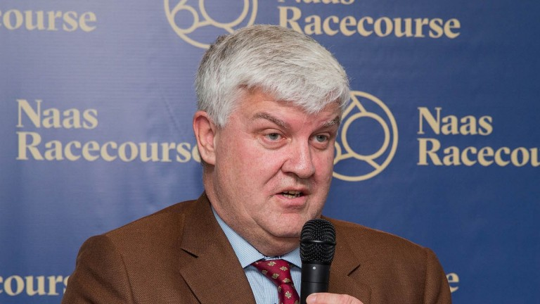 Dermot Cantillon, standing for election to Seanad Eireann