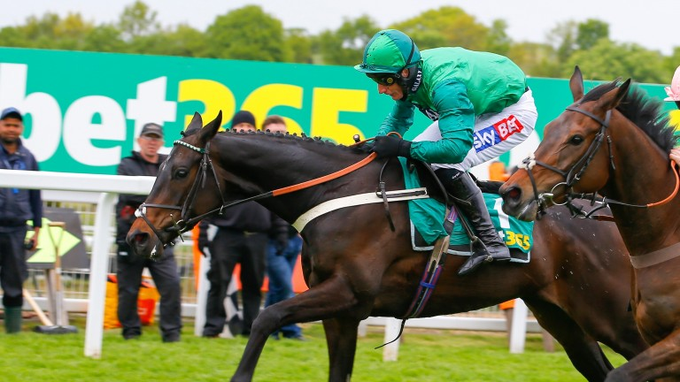 Call Me Lord: goes well at Sandown