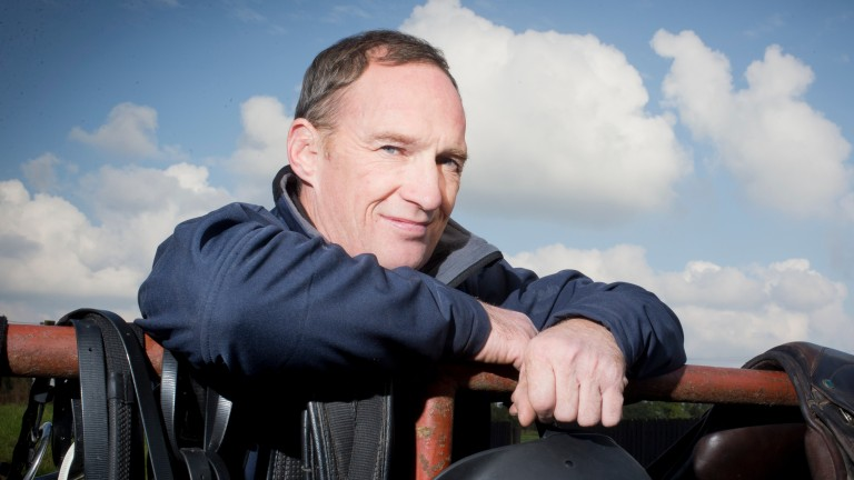 Paul Carberry: celebrating his 45th birthday today