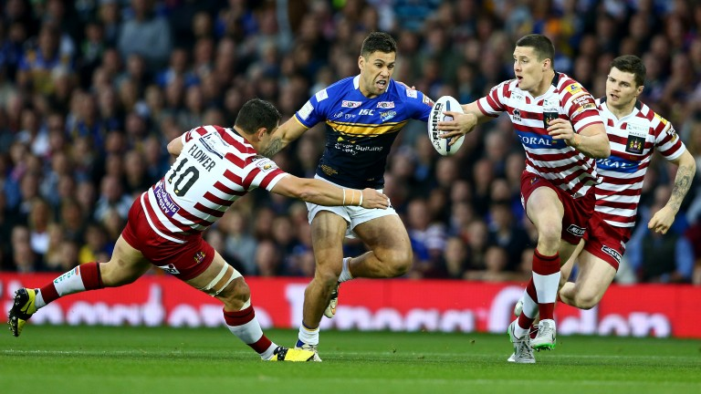 Leeds stand-off Joel Moon is expected to start against Melbourne