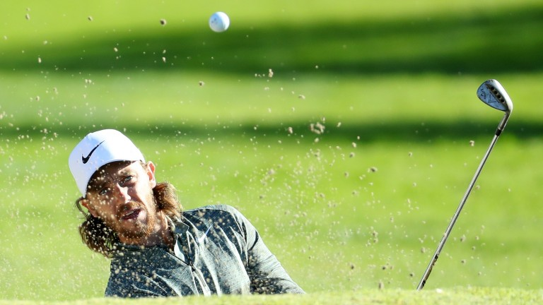 Tommy Fleetwood had a solid opening round at Riviera