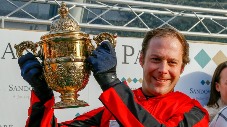 Another Artillery Gold Cup success for Captain Guy Disney