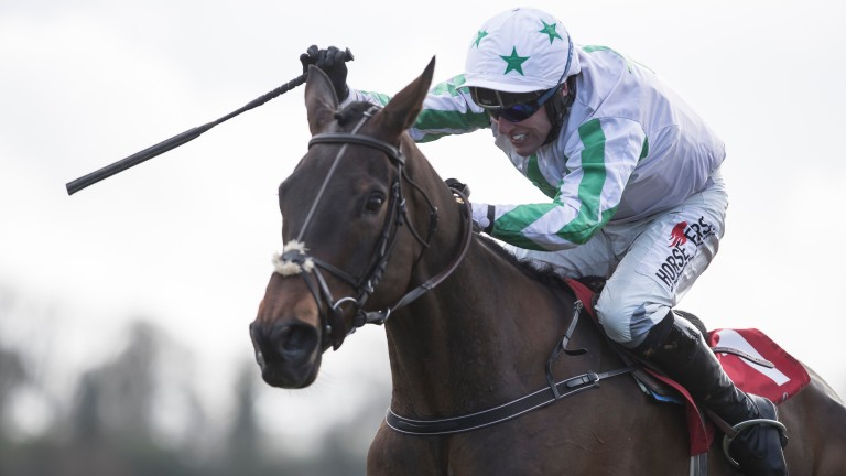 Our Duke and Robbie Power win the Red Mills Chase at Gowran Park