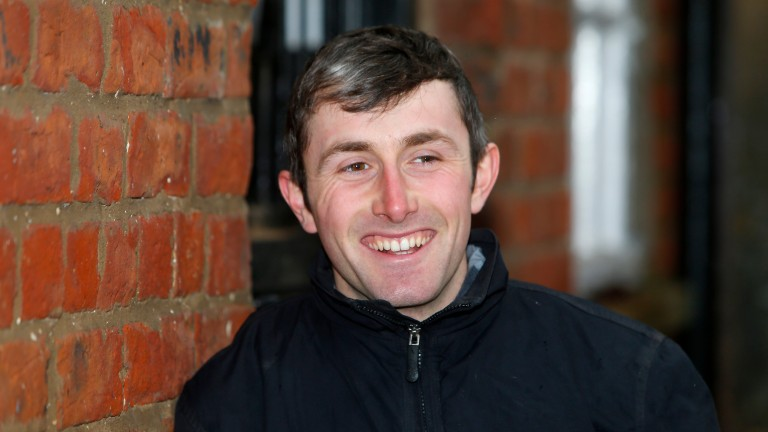 Ben Stephens: 'He is particularly good with difficult horses'