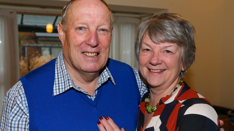 John and Jackie Porter: 'No crisis is unsolvable for the couple'