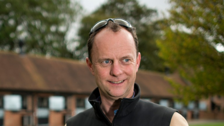 David Lanigan : big supporter of Ted Durcan Pic: Edward Whitaker