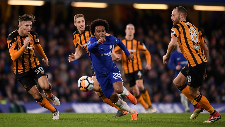 Willian is still a big asset for Chelsea