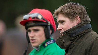 Brothers Dan and Harry Skelton who won three of the six races