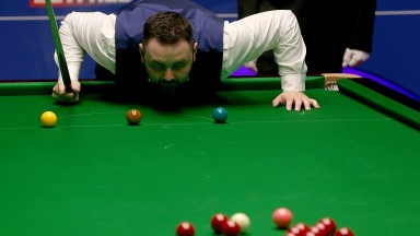 Stephen Maguire has his sights set on a place in the second round