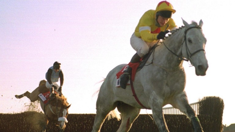 One Man landing his second King George in 1996