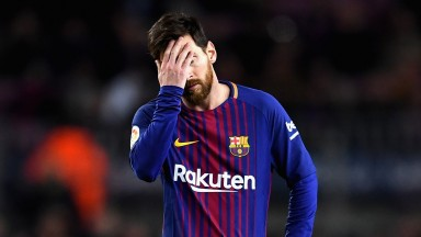 Lionel Messi has a poor record against Chelsea