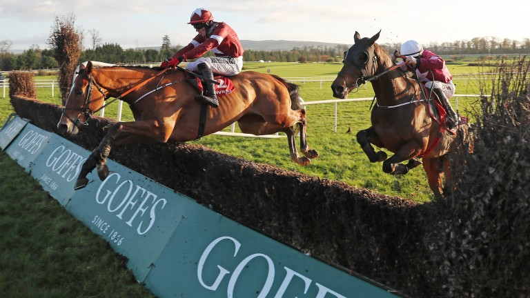 Dounikos: is on course for the RSA Chase