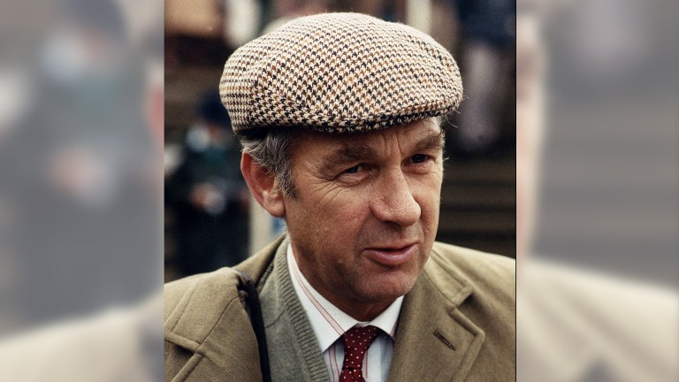David Barons: won the Grand National in 1991 with Seagram
