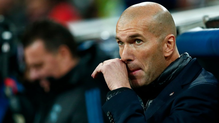 Zinedine Zidane felt an obligation to strengthen Real Madrid's identity as a possession-based team