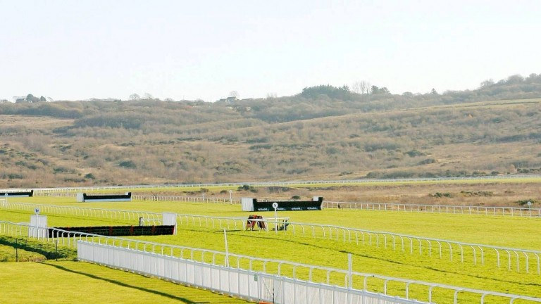 Ffos Las: where two of tonight's selections run