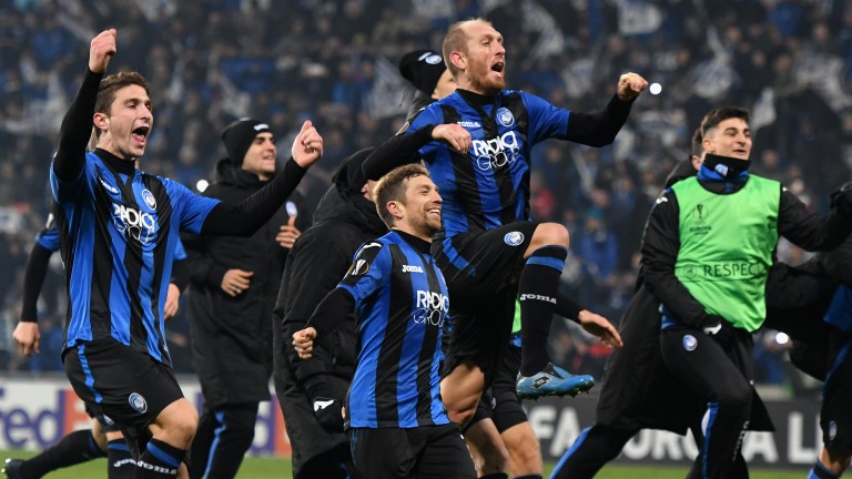 Atalanta won all three of their home group-stage outings