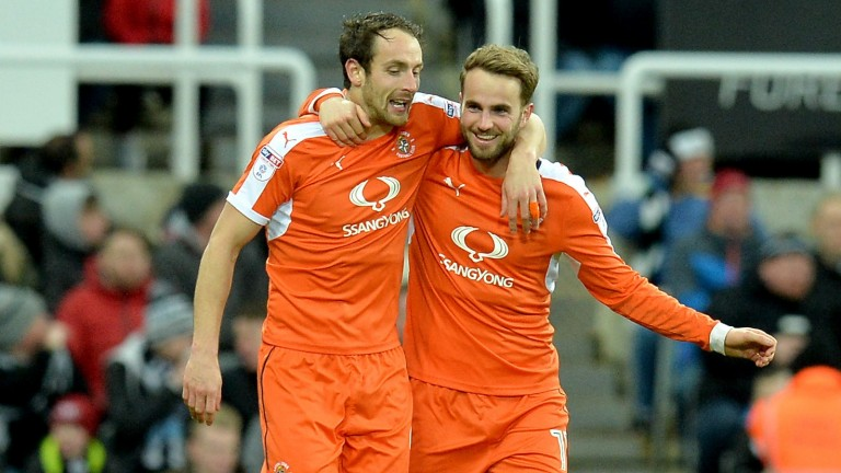 Luton have had plenty to smile about this season