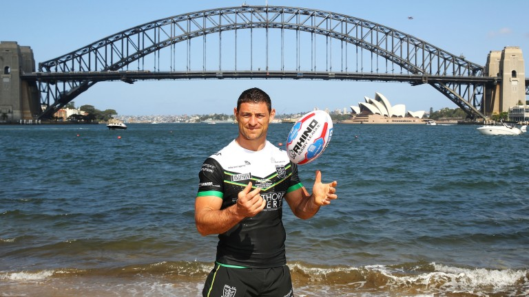 Mark Minichiello and his Hull teammates returned from Australia just days ago