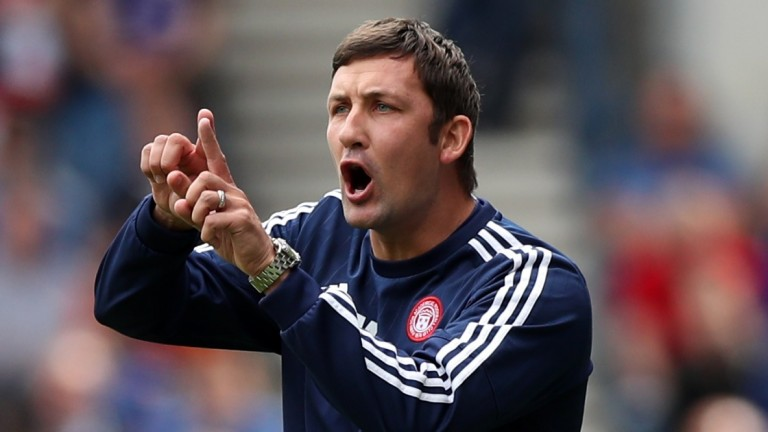 Martin Canning's side know how to score on the New Douglas Park surface that is detested by other clubs