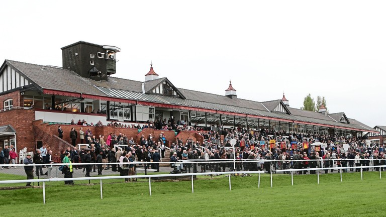 Pontefract hosts the sole British Flat meeting on Sunday