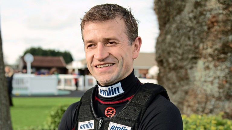 Andrew Thornton: in an exclusive club to ride 1,000 jumps winners