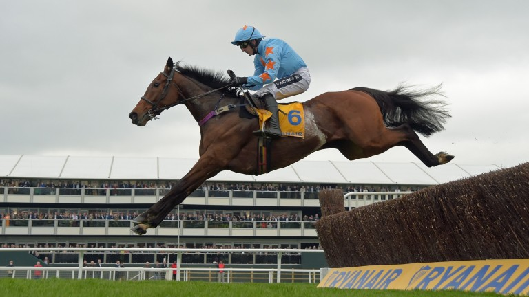The Ryanair Chase, won last year by Un De Sceaux, replaced the Cathcart Chase