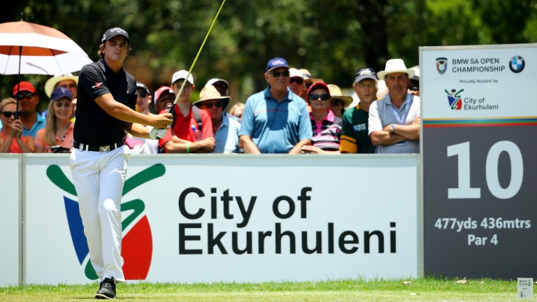 Christiaan Bezuidenhout is on familiar territory this week